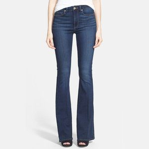 Paige Transcend Bell Canyon High Rise Flare Jeans